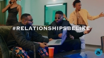 Magnito - Relationship Be Like (S02 Part 1) Ft. DJ Neptune